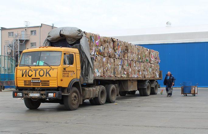 Нижегородский мусор для Финляндии: куда отправляется вторсырье из экопунктов - фото 16