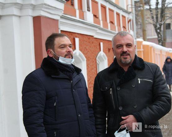 Новые «лица» исторических зданий: как преображаются старинные дома к 800-летию Нижнего Новгорода - фото 15
