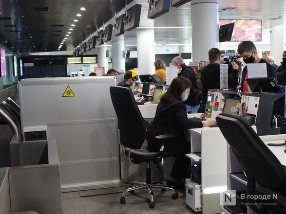 «Антикоронавирусные» кабины для багажа появились в нижегородском аэропорту - фото 5