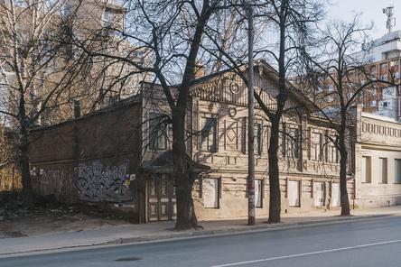 Бывший музей нижегородской интеллигенции отреставрирует компания из Уфы