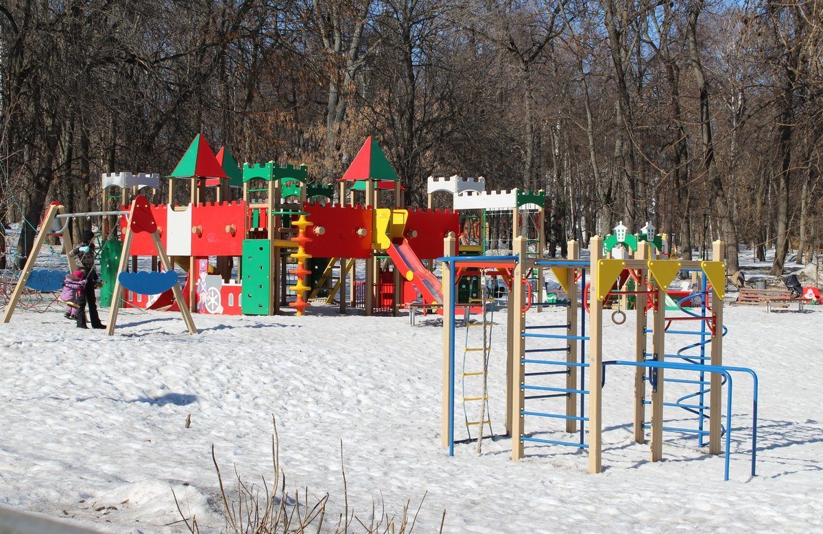 Нижегородцев в третий раз не устроил проект детской площадки в парке Кулибина - фото 1