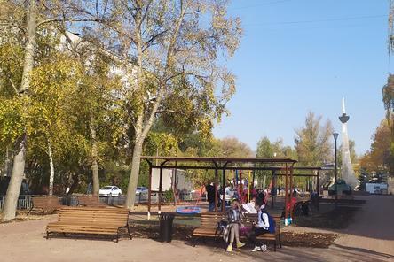 Свыше 50 скамеек установят в Сормовском районе