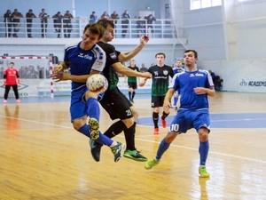 Нижегородский «Оргхим» добился успеха в чемпионате России по мини-футболу