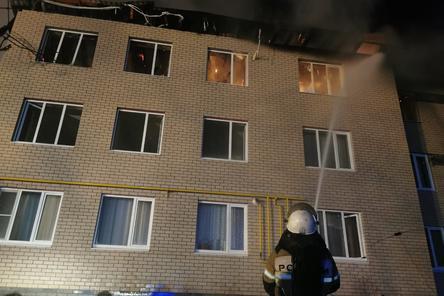 Семь человек пострадали от взрыва в Дальнеконстантиновском районе