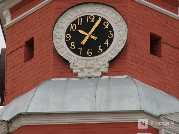 Хранители времени: самые необычные уличные часы Нижнего Новгорода - фото 12