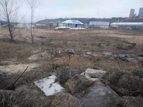 С арендаторами участков на Гребном канале могут расторгнуть договор из-за «нехозяйского отношения» - фото 1