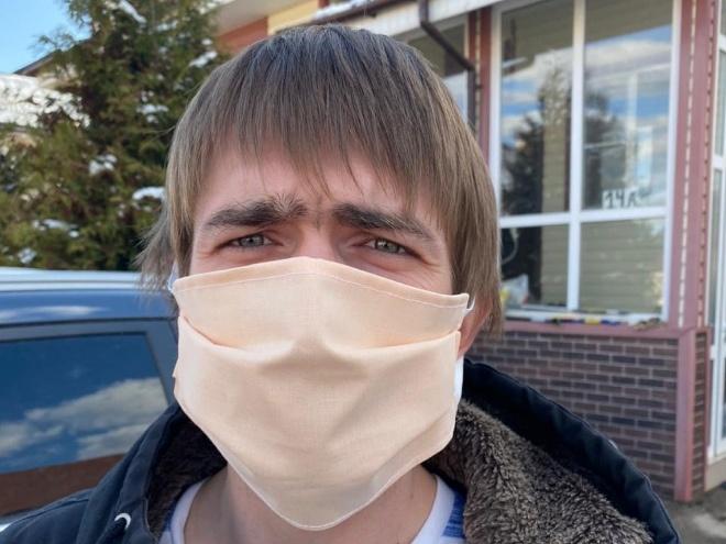 Нижегородский бизнесмен снарядил швейных цех для изготовления масок для волонтеров