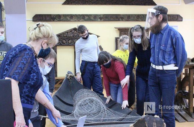 Нижегородский технический музей стал доступен незрячим людям - фото 10