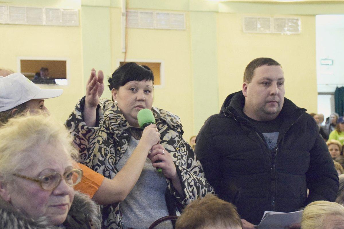 Прежние адреса, прежние проблемы: Владимир Панов снова встретился с жителями Приокского района - фото 6