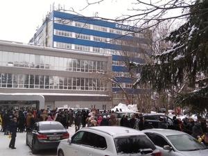 Причиной массовых эвакуаций в Нижнем Новгороде стали электронные письма о «минировании»