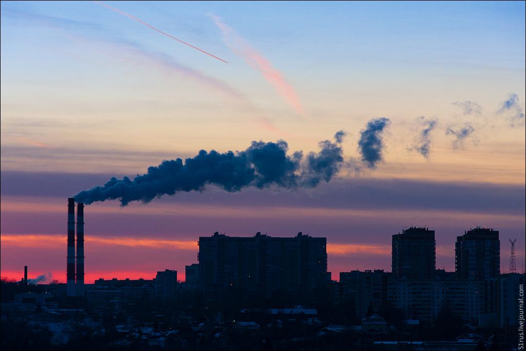 Роспотребнадзор проверит жалобы граждан Нижнего Новгорода назапах гари инефтепродуктов