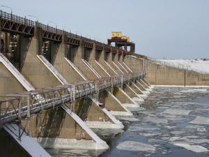 Пик половодья ожидается на Нижегородской ГЭС