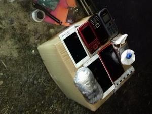 Телефоны и наркотики с помощью воздушной пушки пытались перебросить заключенным нижегородской ИК-20