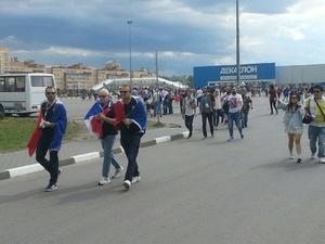 Движение транспорта ограничат в Нижнем Новгороде во время матча «Локомотив» - ЦСКА (СХЕМА)