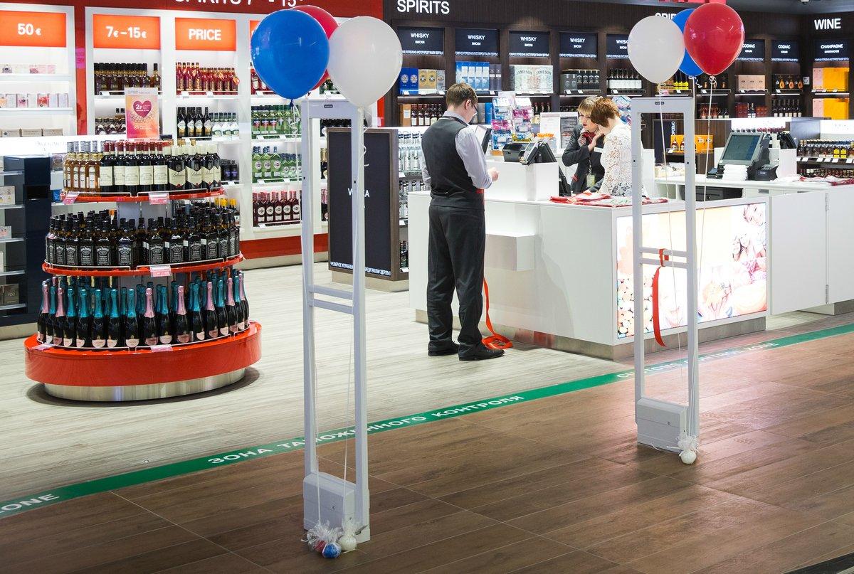 Первый магазин Duty Free открылся в новом терминале нижегородского аэропорта - фото 1