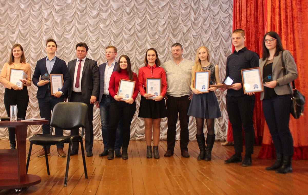 Нижегородский водоканал определил получателей стипендии имени Дельвига - фото 1