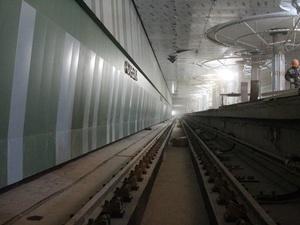 Нижегородцы сами выберут имя первому поезду на станции метро «Стрелка»