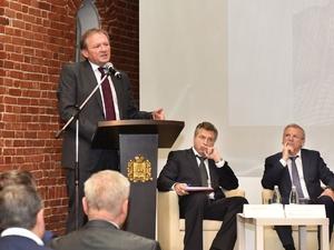 Заместитель генерального директора АПЗ поделился опытом на конференции «Создание высокопроизводительных рабочих мест (ВПРМ) – стратегия роста для России и Нижегородской области»