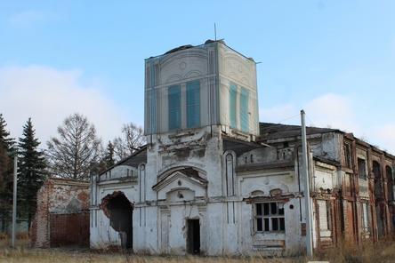 Бывшая фильтровальная станция на Стрелке может стать чайной