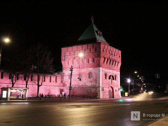 «Свет сердца» зажгли кремль, стадион «Нижний Новгород» и телебашня - фото 8