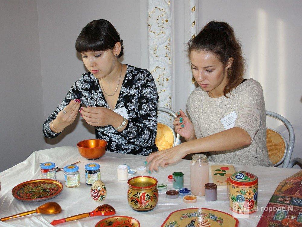 Первое место в России по числу предприятий художественных промыслов заняла Нижегородская область - фото 1