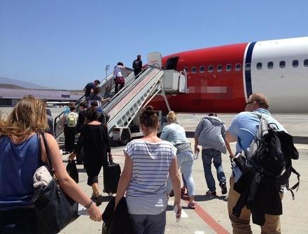11 пассажиров не поместились на рейс из Нижнего Новгорода в Сочи