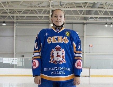 Благотворительный матч в поддержку хоккеистки Софьи Кропотовой пройдет в Нижнем Новгороде - фото 1