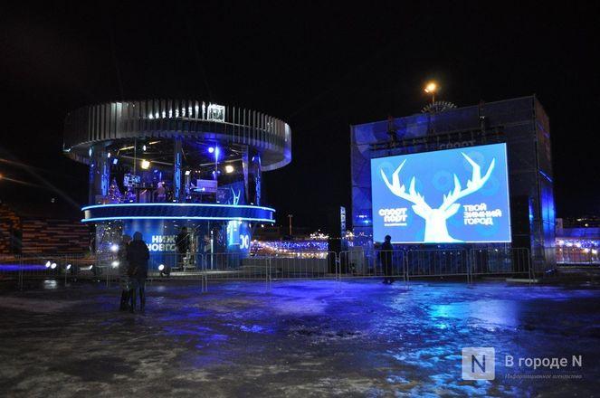 Ирина Слуцкая с ледовым шоу открыла площадку «Спорт Порт» в Нижнем: показываем, как это было - фото 56