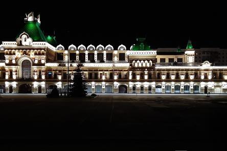Территорию Нижегородской ярмарки благоустроят почти за 300 млн рублей