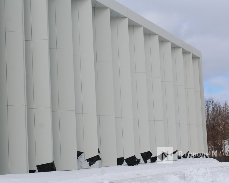 Павильон с движущимися пилонами откроется на Нижегородской ярмарке в апреле - фото 2