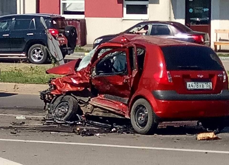 Женщина погибла в аварии с участием трех автомобилей в Советском районе - фото 1
