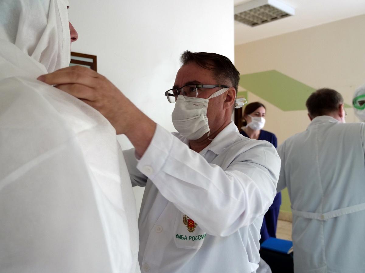 Замглавврача COVID-госпиталя рассказала, как больница превратилась в COVID-госпиталь за две недели - фото 7