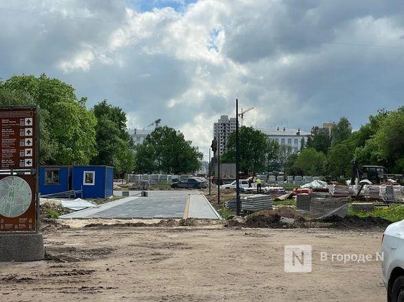 Салют над стройкой: каковы шансы подрядчиков благоустроить Нижний Новгород до юбилея - фото 16