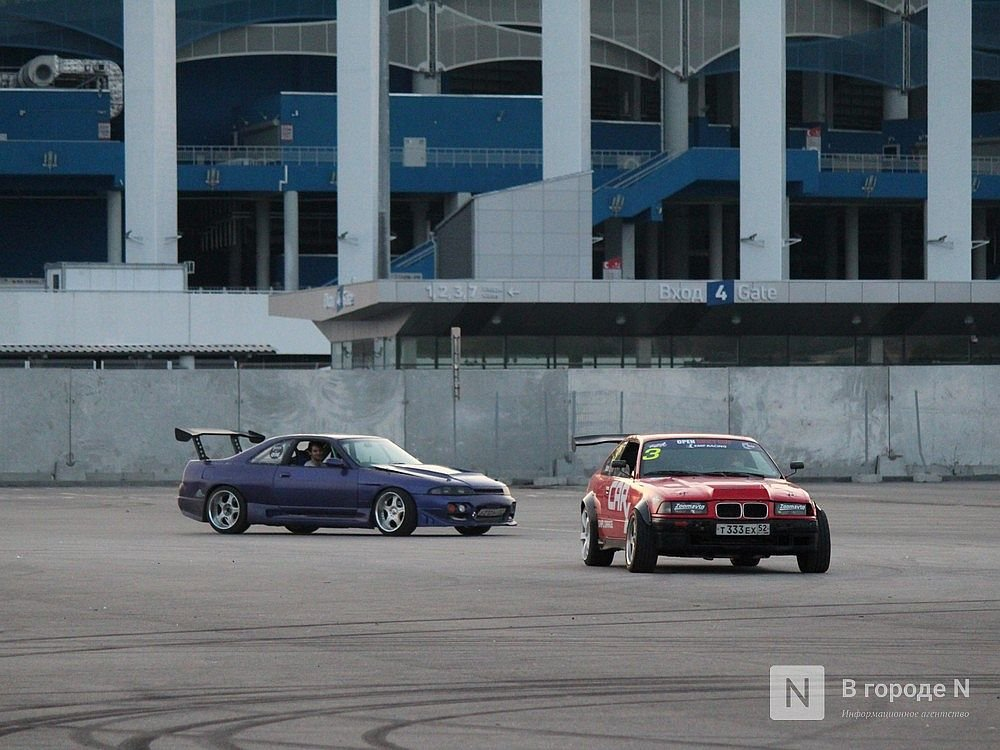 Торжество скорости: в Нижнем Новгороде прошла репетиция «Мотор шоу» - фото 8