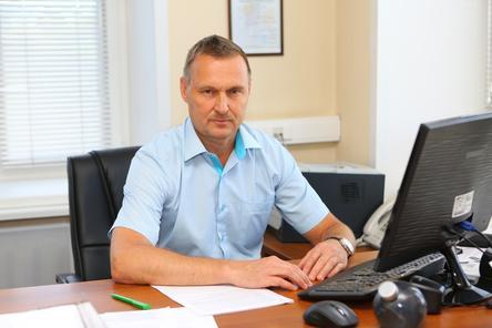 Исполняющим обязанности гендиректора Нижегородского водоканала назначен Владимир Шацков
