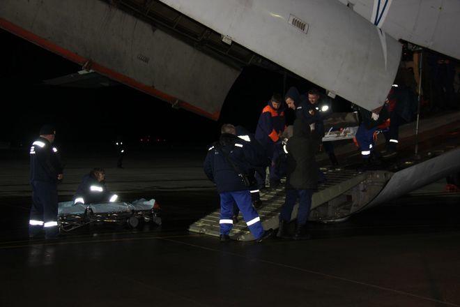 Пострадавших от взрыва газа жителей Ингушетии привезли на лечение в Нижний Новгород - фото 6