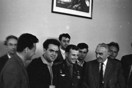 Журналист Цирульников о встречах с Юрием Гагариным в Нижнем Новгороде