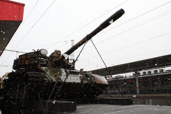 «Сирийский перелом»: уникальная выставка военной техники побывала в Нижнем Новгороде - фото 14