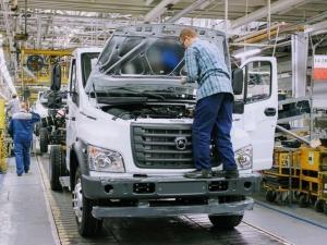 Построенный для легендарного ГАЗ-66 конвейер отметил     45-летие