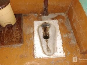 Первоклашки Лукоянова получат приличный туалет вместо дыр в полу в 2020 году