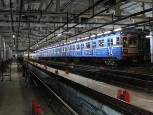 Ремонт вагонов нижегородского метро начнется в конце марта