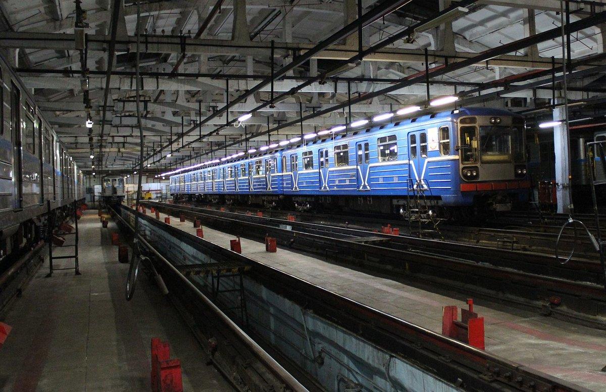 Ремонт вагонов нижегородского метро начнется в конце марта - фото 1