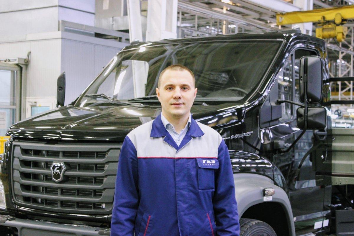 Построенный для легендарного ГАЗ-66 конвейер отметил     45-летие  - фото 2