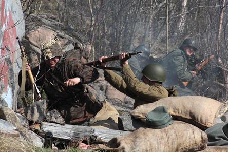 «Последний бой» состоялся в Нижнем Новгороде в День Победы