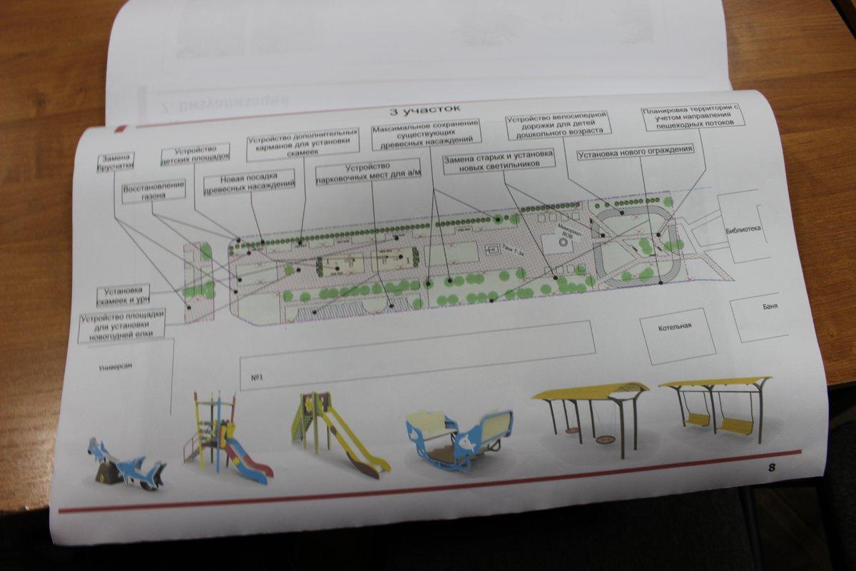 Новые детские площадки и парковочные зоны появятся в сквере в Сормовском районе - фото 4