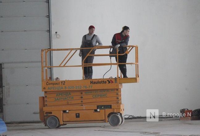 Павильон с движущимися пилонами откроется на Нижегородской ярмарке в апреле - фото 7