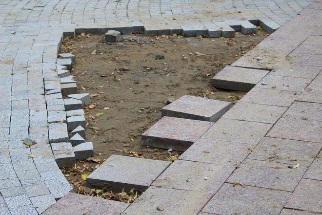 Не прошло и года: нижегородские скверы нужно благоустраивать заново - фото 39