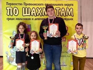 Нижегородские шахматисты завоевали девять медалей на чемпионате ПФО