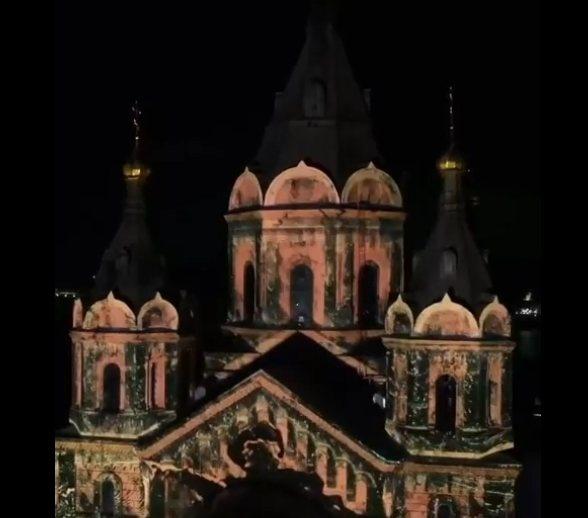 Мэппинг-шоу покажут в Нижнем Новгороде в честь открытия памятника Александру Невскому - фото 1