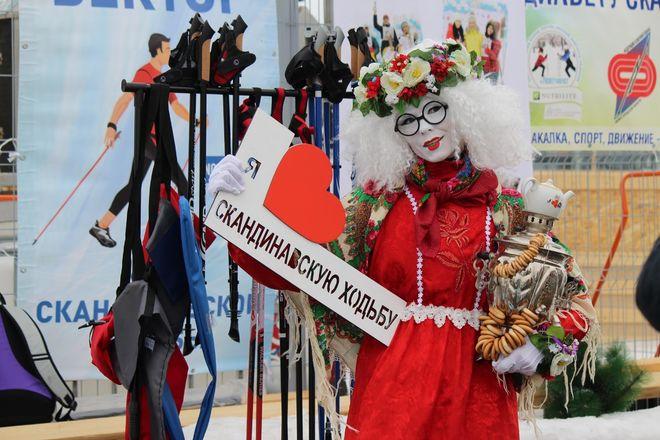 Нижегородцы отметили спортивную Масленицу в «Зимней сказке» - фото 29